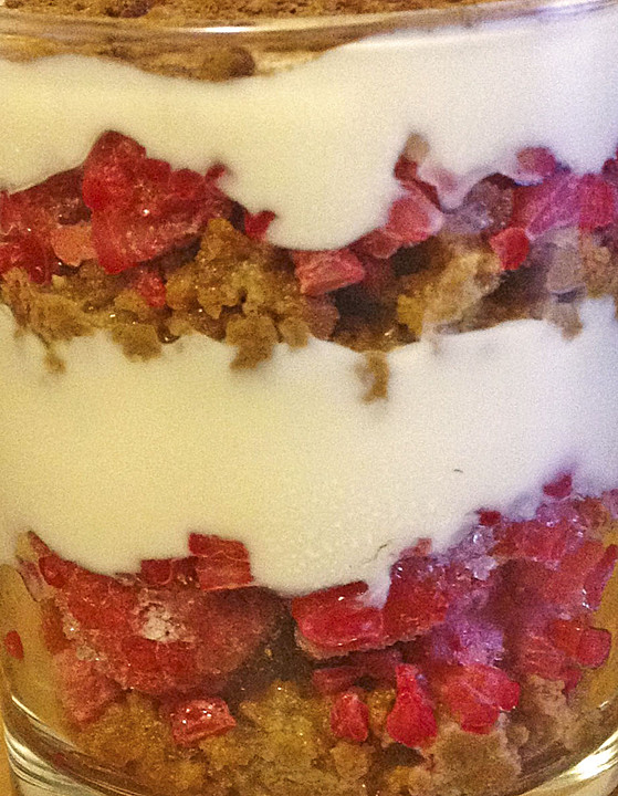Dessert rezepte im glas spekulatius