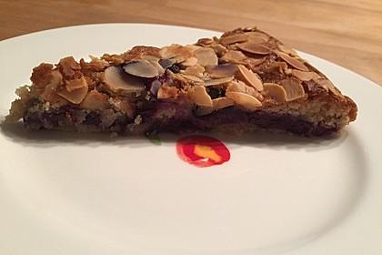 Veganer Heidelbeer-Kuchen à la Mäusle