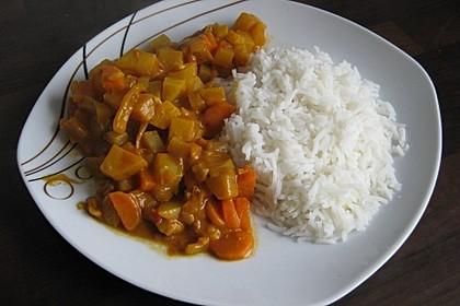 Vegetarisches Mafé 11