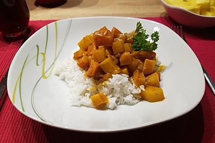 Vegetarisches Mafé 21