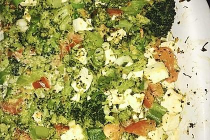 Brokkoli-Tomaten-Feta-Auflauf 8