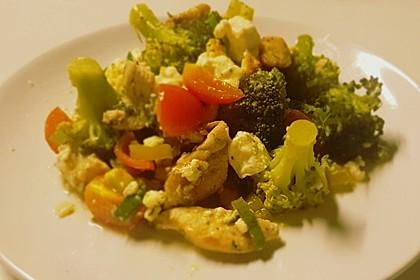 Brokkoli-Tomaten-Feta-Auflauf 7