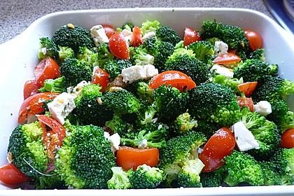 Brokkoli-Tomaten-Feta-Auflauf 2