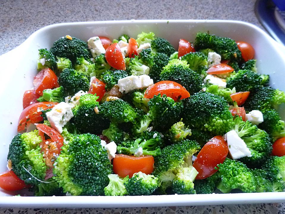 brokkoli tomaten feta auflauf rezept mit bild von s kroete. Black Bedroom Furniture Sets. Home Design Ideas