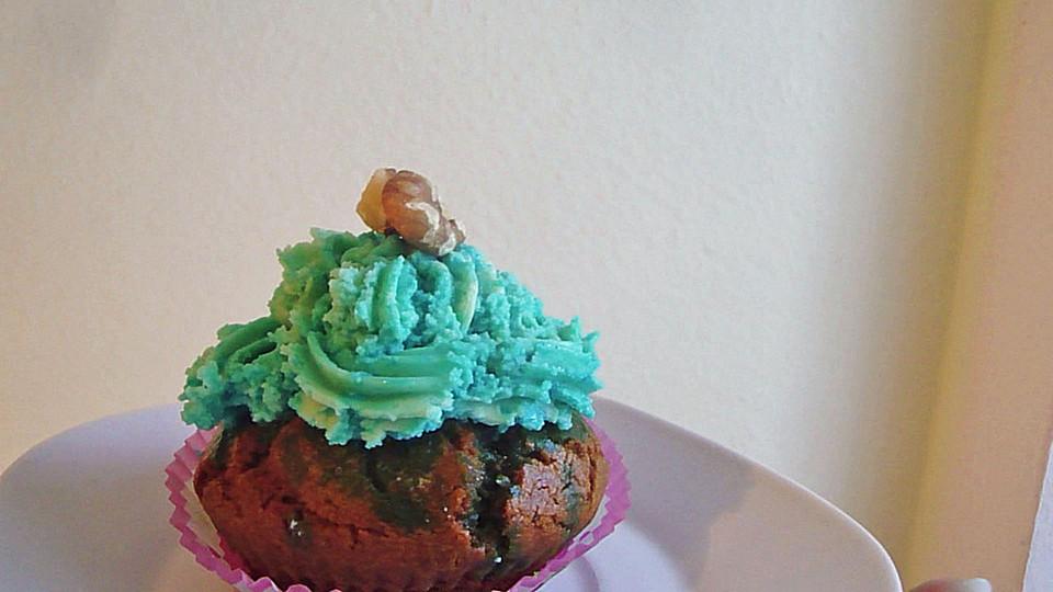 honig zimt cupcakes rezept mit bild von cheetah9612. Black Bedroom Furniture Sets. Home Design Ideas
