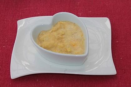Mango-Kokos-Grießpudding 1