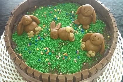 Schweinchen-Matsch Torte 5