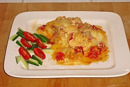 Italienischer Kartoffel-Gnocchi-Auflauf 1