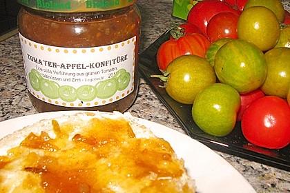 Tomaten-Apfel-Konfitüre 1
