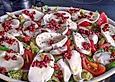 Bunter Gemüseauflauf mit Pesto-Sahne-Soße