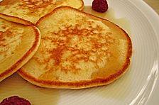 Brown Butter Pancakes