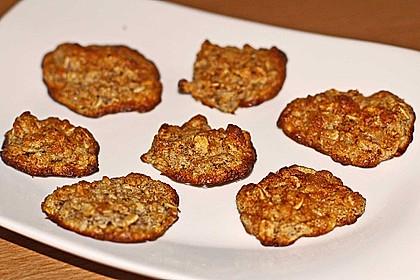 Fluffige Haferflocken-Kekse 3