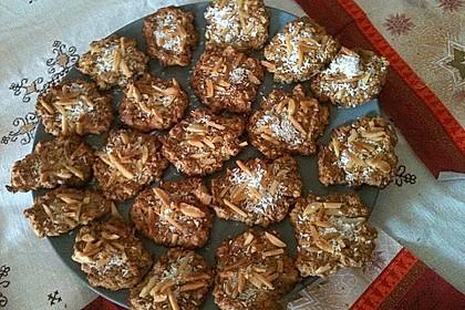Fluffige Haferflocken-Kekse 2