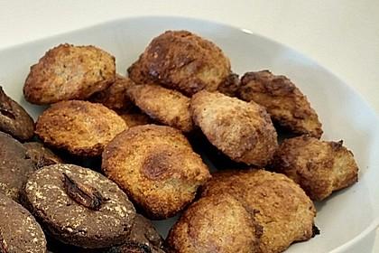 Fluffige Haferflocken-Kekse 1