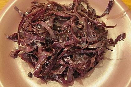 Preiselbeer-Blaukraut-Rotkohl 5