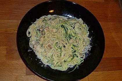 Vegane Spaghetti Carbonara 2