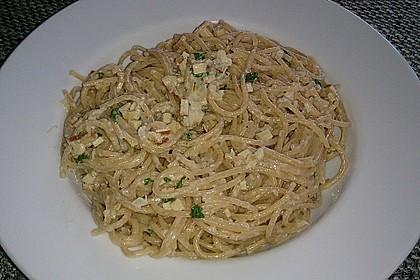 Vegane Spaghetti Carbonara 3