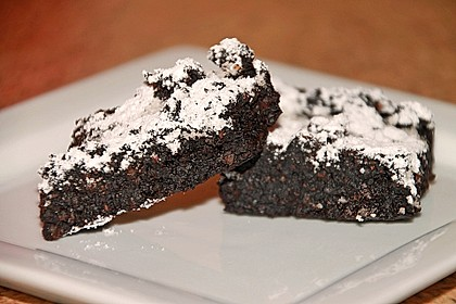 Vegane Raw-Food-Brownies