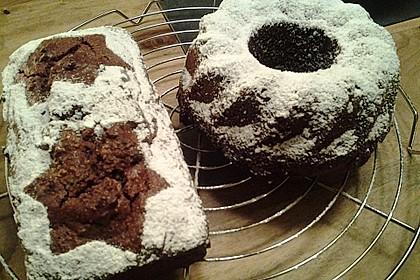Saftiger Schoko-Walnuss-Kuchen aus dem Mixer 3