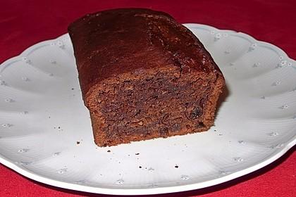 Saftiger Schoko-Walnuss-Kuchen aus dem Mixer 1