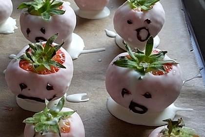 Erdbeer-Geister
