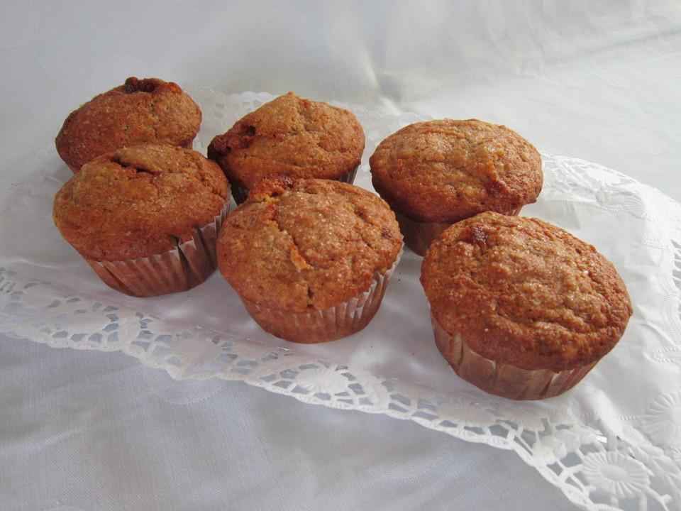 apfelmus muffins gef llt mit wei er schokolade rezept mit bild. Black Bedroom Furniture Sets. Home Design Ideas