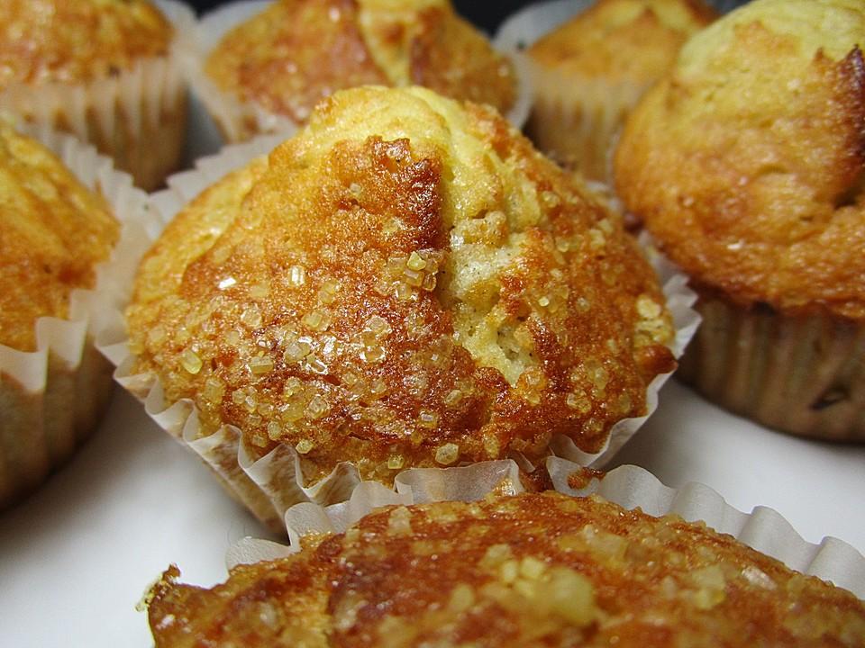 bananen vanille muffins rezept mit bild von katblueberry. Black Bedroom Furniture Sets. Home Design Ideas