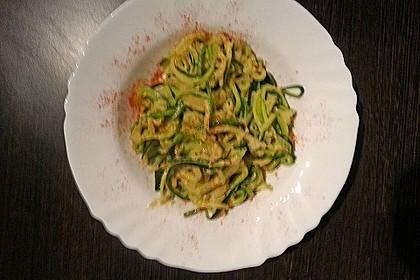 """Zucchini-Nudeln """"aglio e olio"""" 52"""