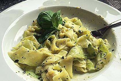"""Zucchini-Nudeln """"aglio e olio"""" 9"""