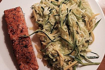 """Zucchini-Nudeln """"aglio e olio"""" 45"""