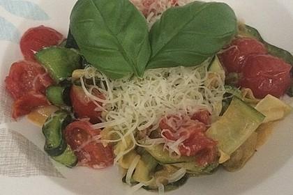 """Zucchini-Nudeln """"aglio e olio"""" 40"""