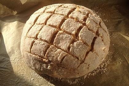 Kürbis-Kartoffel-Brot 1