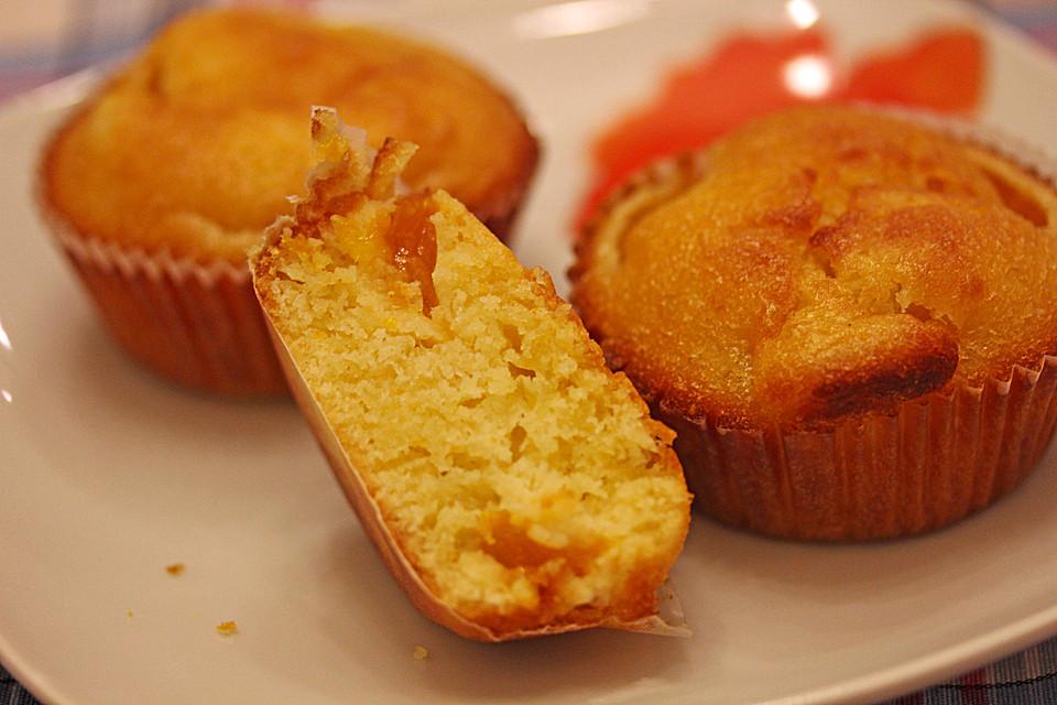 Joghurt-Mandarinen Muffins (Rezept mit Bild) von Zuckerhexe ...