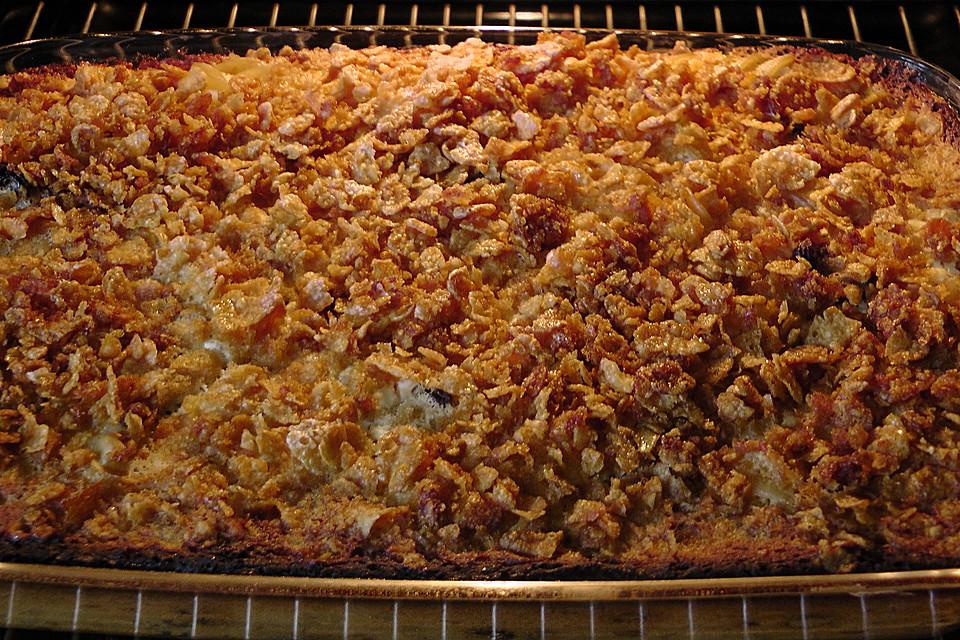 Sweet Lokshen Kugel Recipe — Dishmaps
