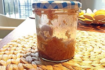 Apfel-Fenchel-Zwiebel-Chutney 1