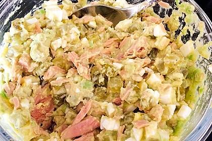 Avocado-Thunfisch Salat 6