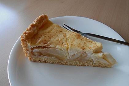 Apfel-Schmand-Kuchen 1