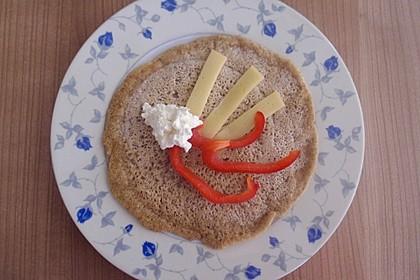 Pfannkuchen ohne Ei und Milch 16
