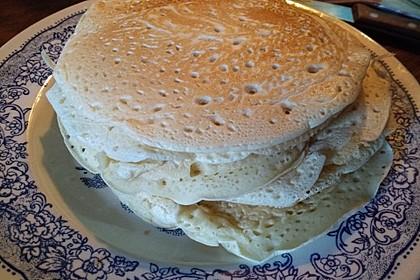 Pfannkuchen ohne Ei und Milch 10