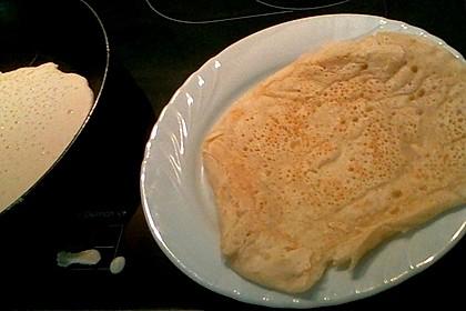 Pfannkuchen ohne Ei und Milch 15