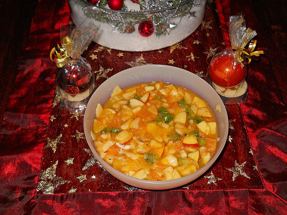 weihnachten vegan: Salat   Chefkoch.de