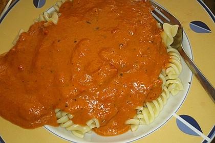Tomate-Mozzarella Sauce