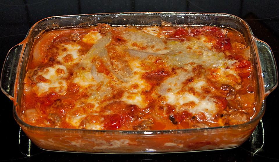 Rezepte auflaufe italienisch