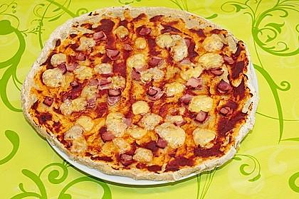 Glutenfreie Mehlmischung für Brot, Brötchen, Quiche, Nudelteig, herzhafte Kuchen 3