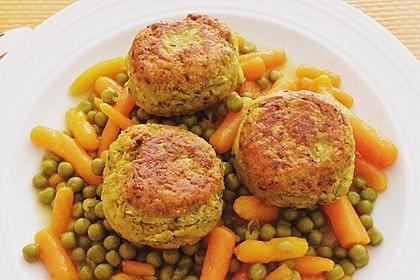 Schnelle vegane Falafel 5