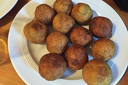 Schnelle vegane Falafel 17