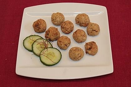 Schnelle vegane Falafel 25