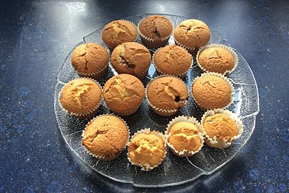 Muffins mit Füllung 2