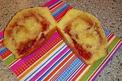 Muffins mit Füllung 1