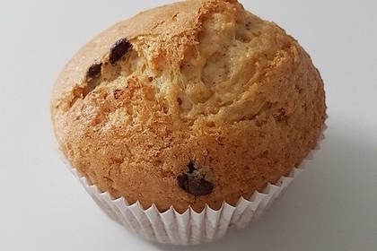 Fluffige vegane Muffins 46